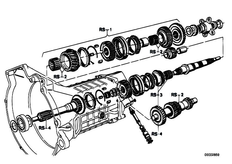 original parts for e12 520i m10 sedan manual transmission getrag rh estore central com BMW M40 Engine BMW M40 Engine