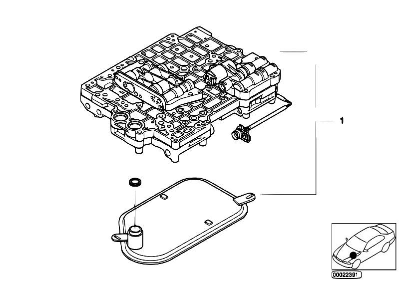 original parts for e46 328i m52 touring    automatic