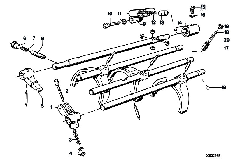 Bmw 528i Parts Diagram