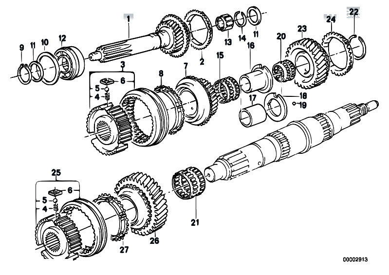 M40 Engine Manual