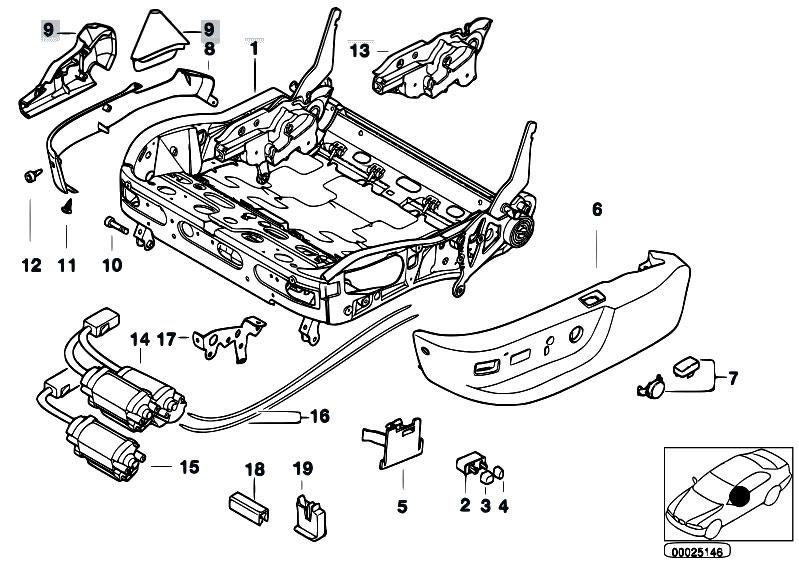 original parts for e39 m5 s62 sedan    seats   bmw sports
