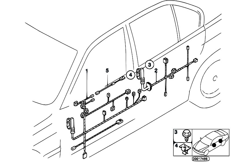 Original Parts For E36 316i M43 Sedan Vehicle Electrical System