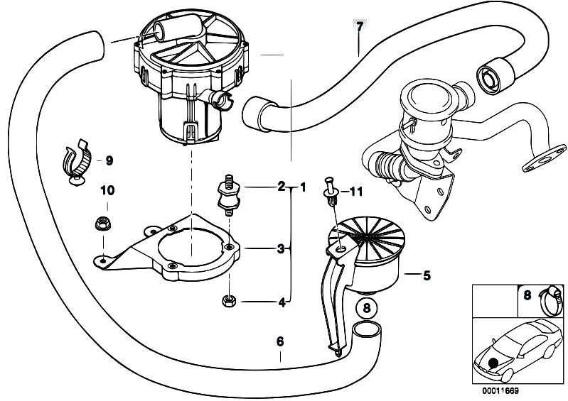 original parts for e46 316i 1 9 m43 sedan    engine