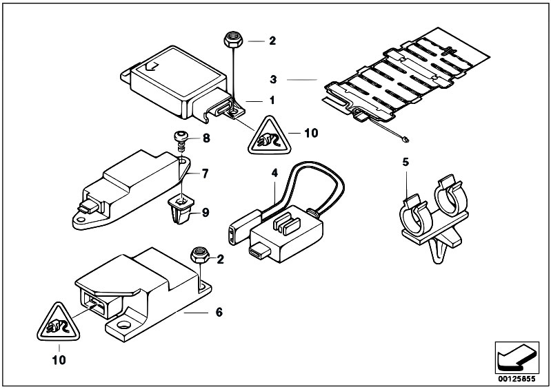 bmw e39 airbag diagram  bmw  wiring diagrams instructions