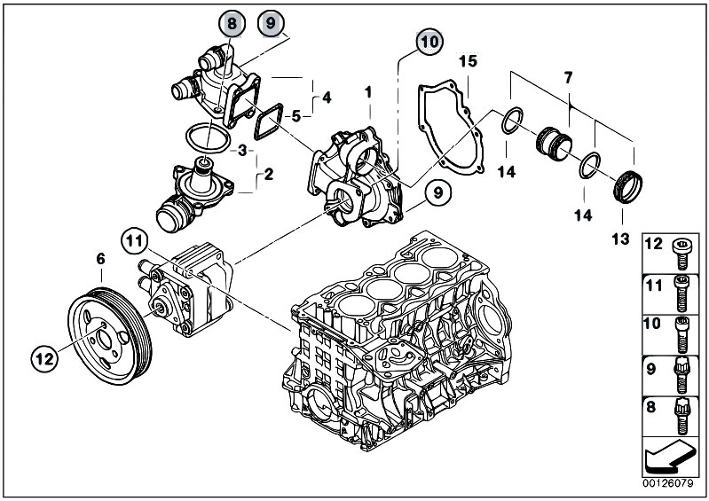 Original Parts For E46 316ti N42 Compact    Engine