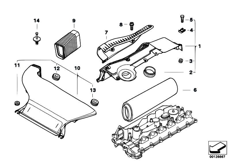 original parts for e46 330cd m57n coupe    fuel preparation