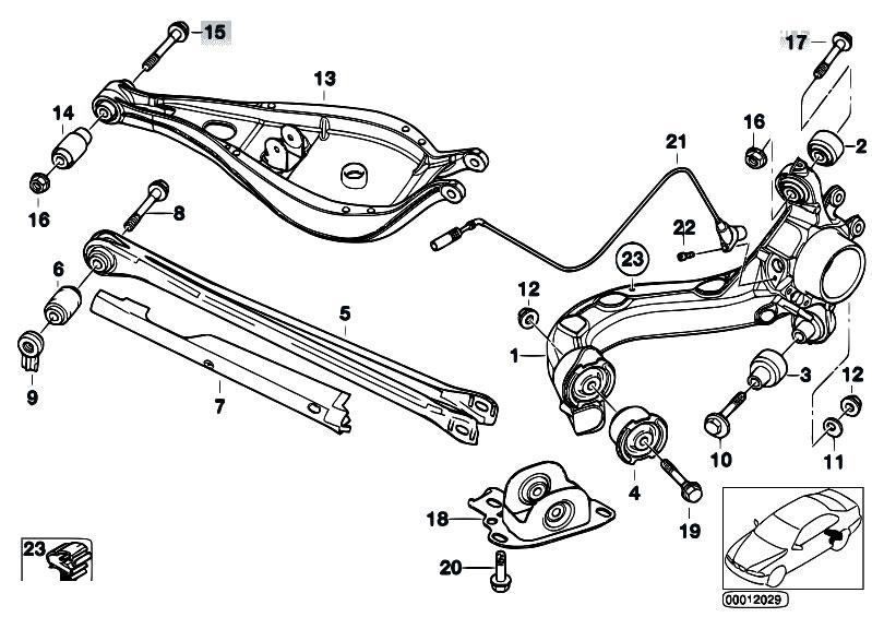 Mtiwmjlfca on Bmw E46 Suspension Parts Diagram