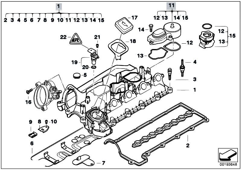 Original Parts For E46 320d M47n Touring    Engine