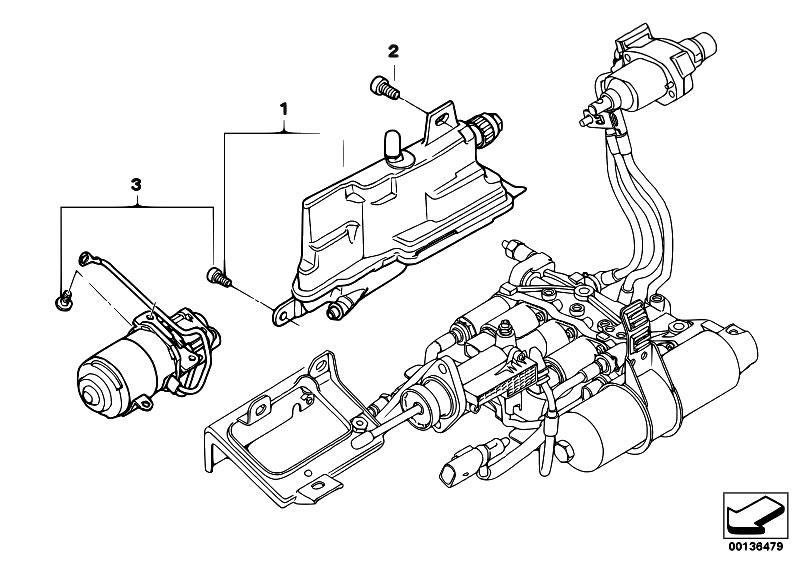 Original Parts For E60 545i N62 Sedan Manual Transmission