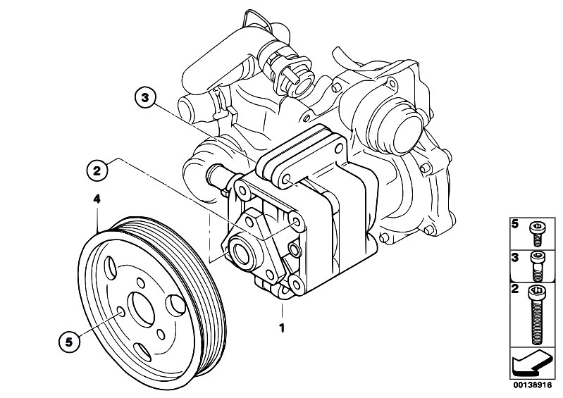 chevy 305 serpentine belt diagram