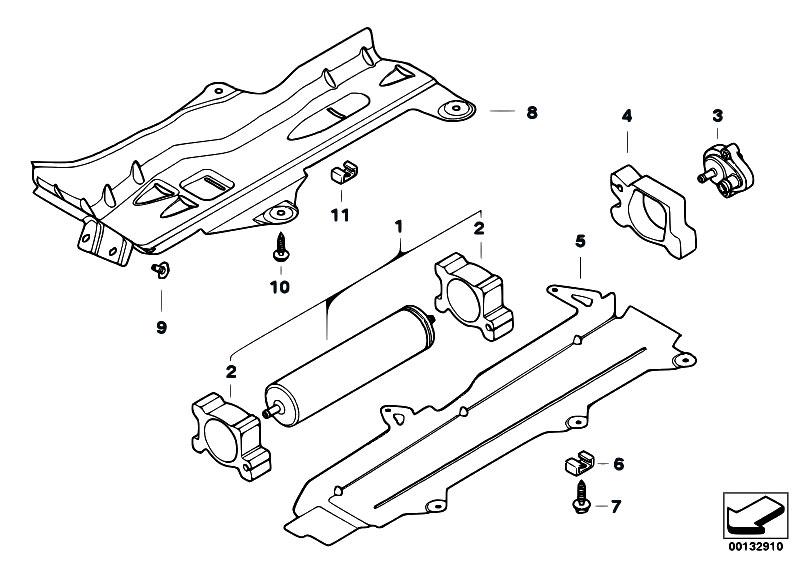 original parts for e46 330d m57n touring fuel. Black Bedroom Furniture Sets. Home Design Ideas
