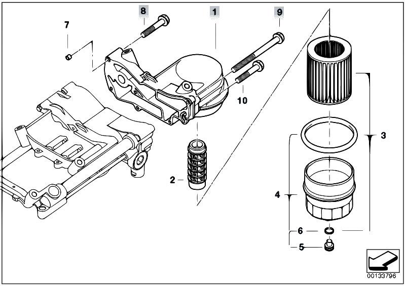 original parts for e60 545i n62 sedan    engine