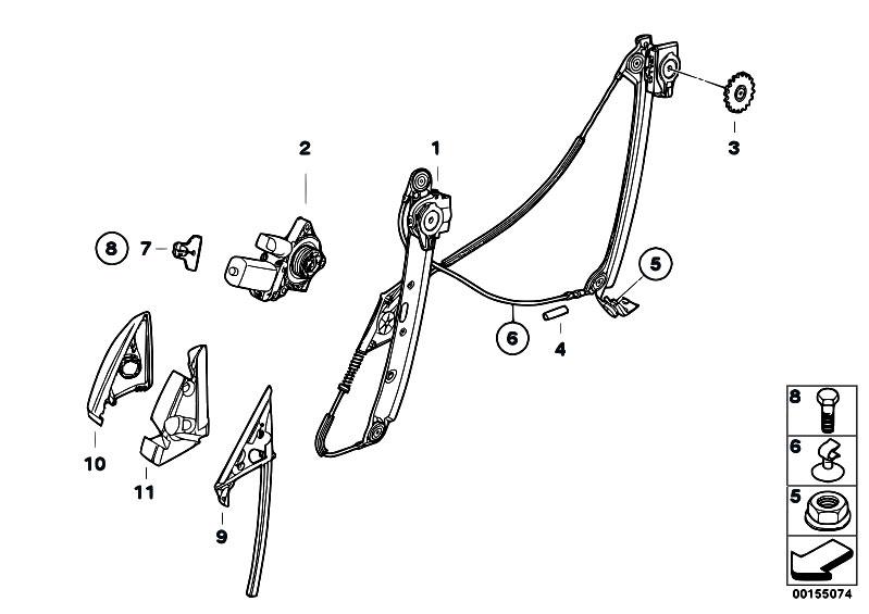 original parts for e82 135i n54 coupe    vehicle trim   door
