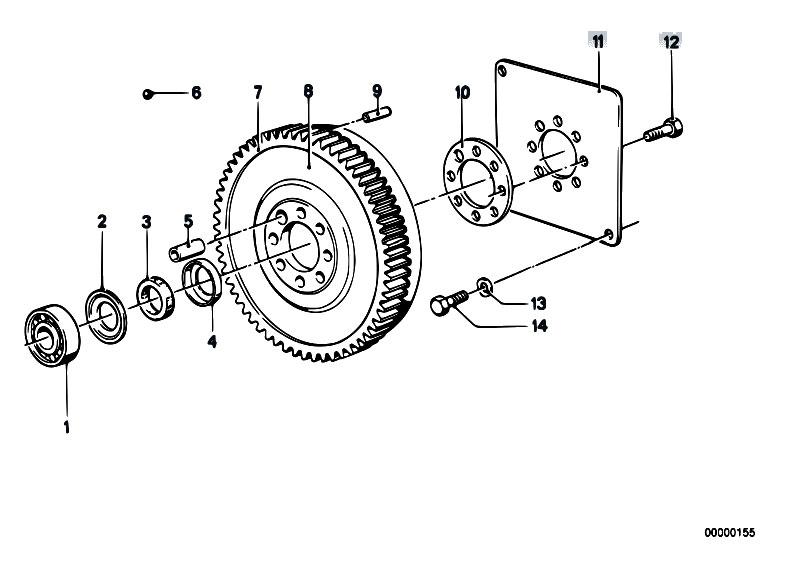 original parts for e30 325e m20 4 doors    engine   twin