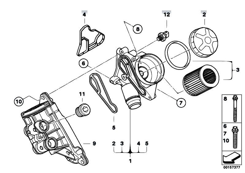 Original Parts For E88 135i N54 Cabrio    Engine