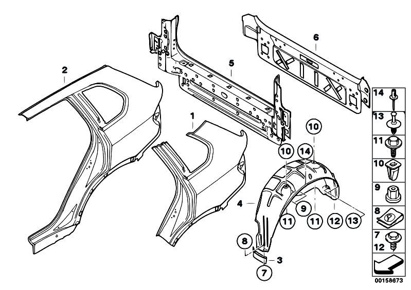 e70 bmw engine parts catalog