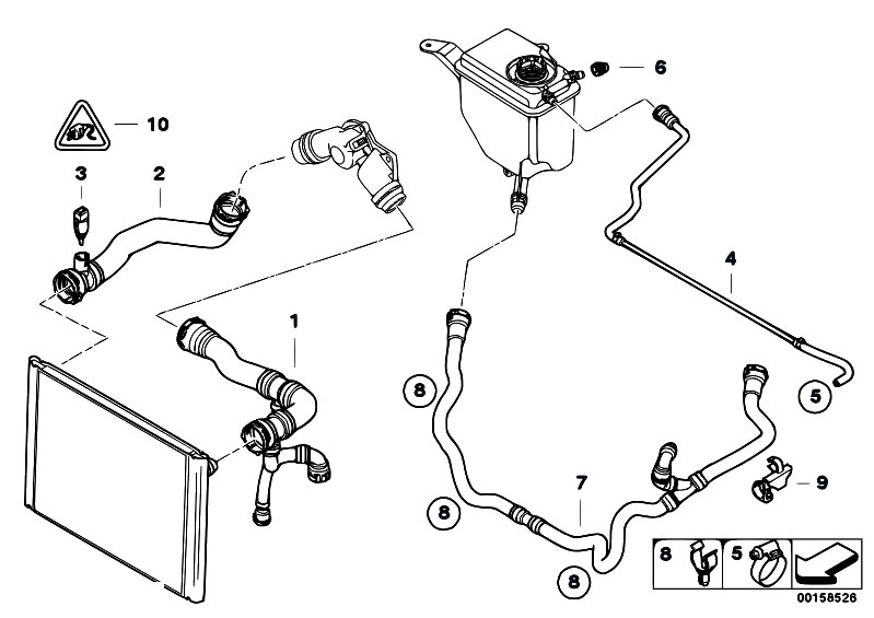 bmw e46 fuse box location bmw auto fuse box diagram. Black Bedroom Furniture Sets. Home Design Ideas