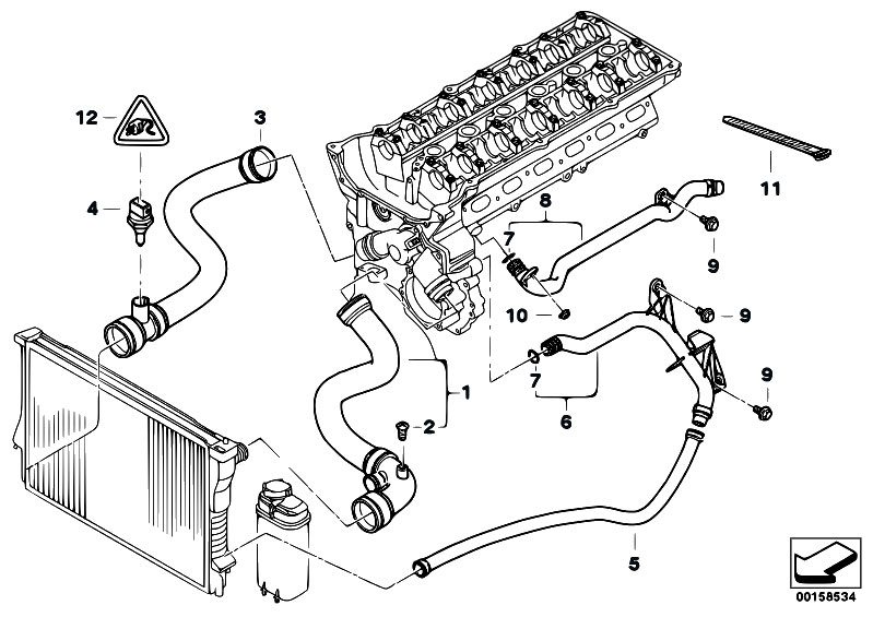 Bmw E46 Cylinder Head Diagram Com