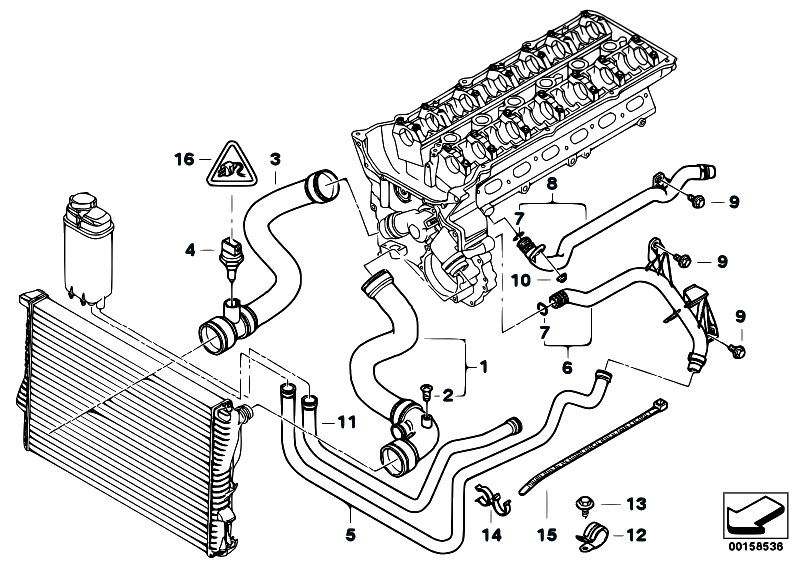 bmw engine cooling system diagram bmw 325i cooling system diagram