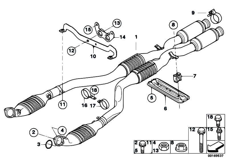 bmw m3 e92 exhaust diagram