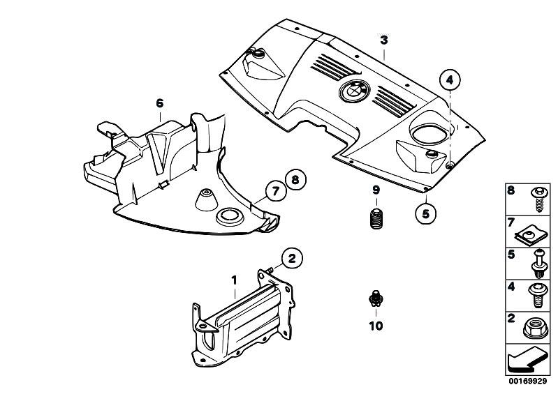 Original Parts For E86 Z4 3 0si N52 Coupe    Vehicle Trim