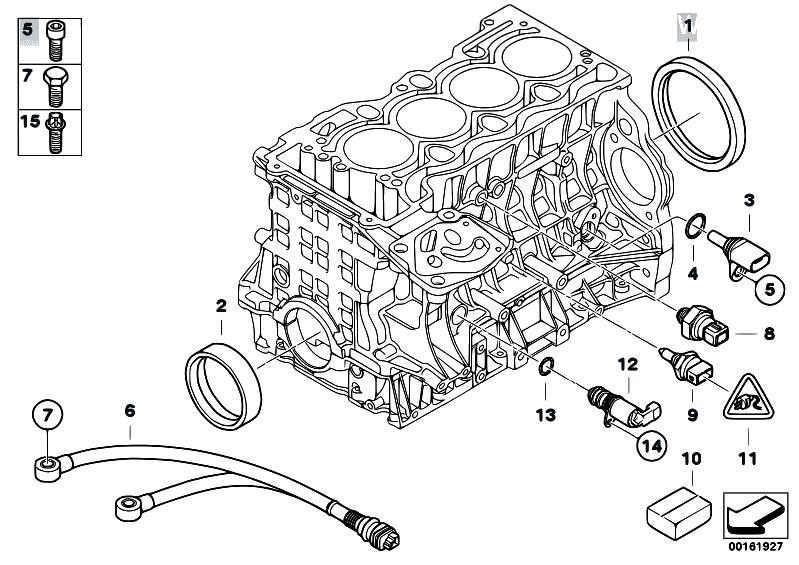original parts for e46 316ti n42 compact    engine   engine