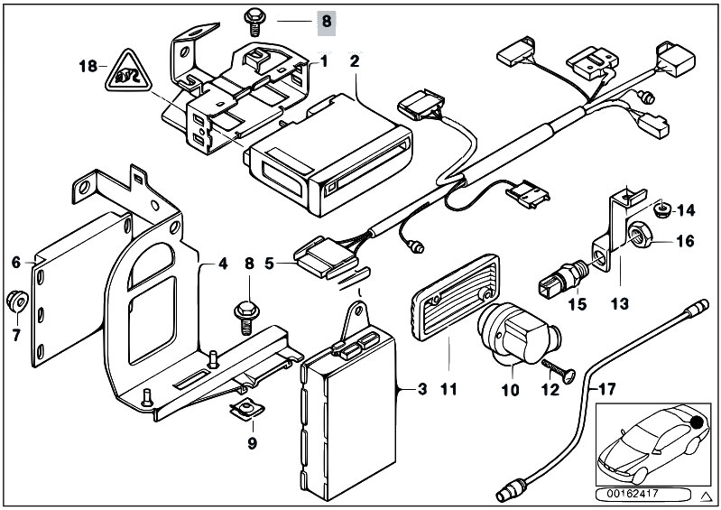 Bmw E36 Radio Pin Diagram