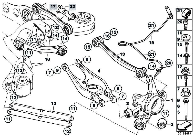 E46 330i Exhaust Diagram