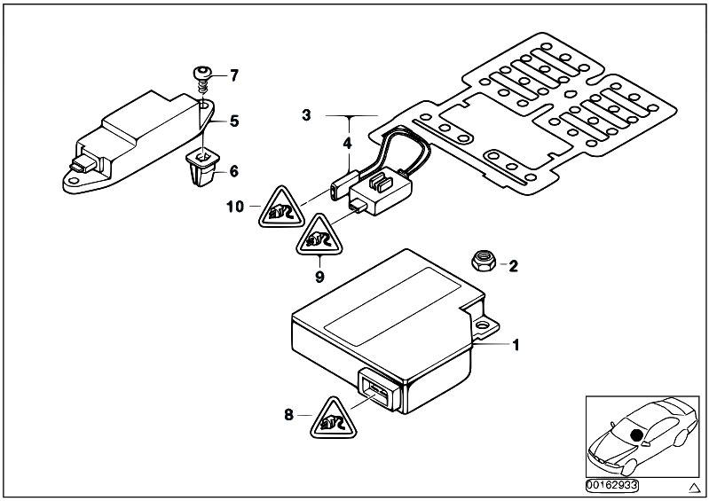 E53 Wiring Diagram