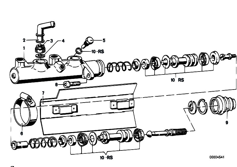 Original Parts For E12 528i M30 Sedan    Brakes   Brake