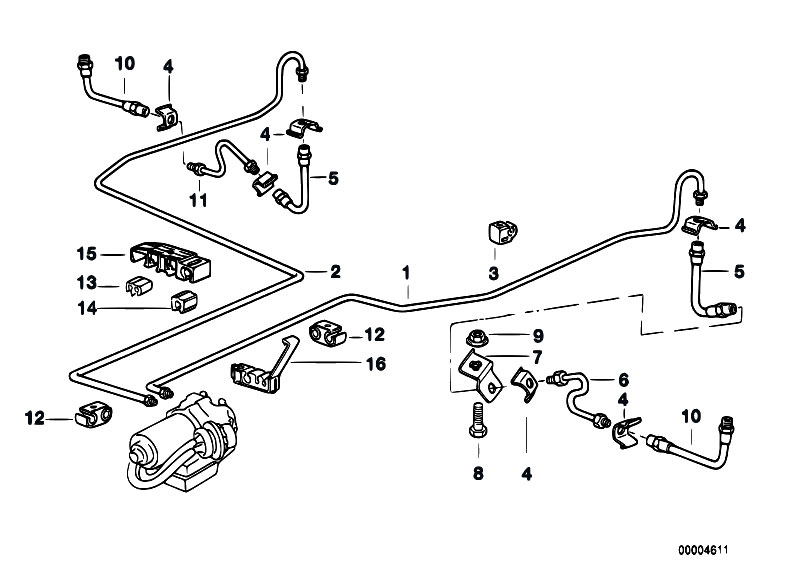 bmw m52 vacuum diagram  bmw  auto wiring diagram
