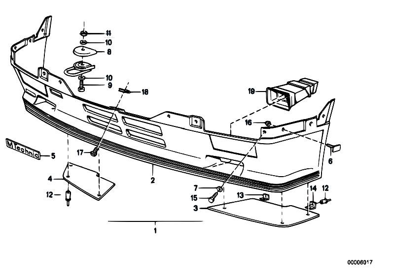 bmw 528i parts diagram