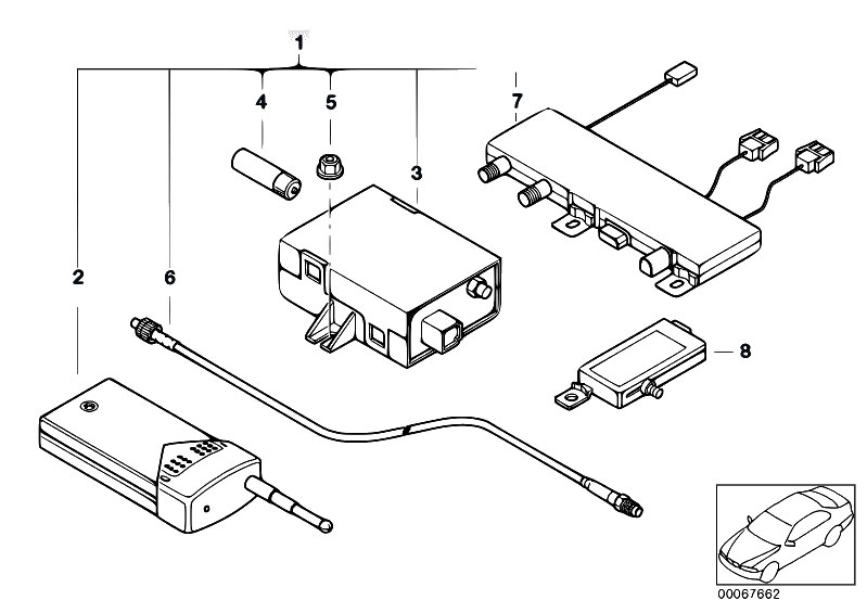 M62 Wiring Diagram