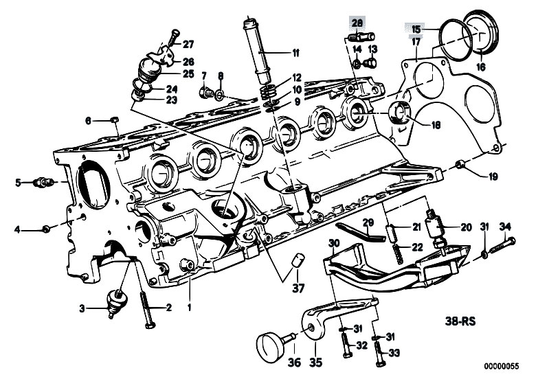 M42 Bmw Cooling System Diagram Com