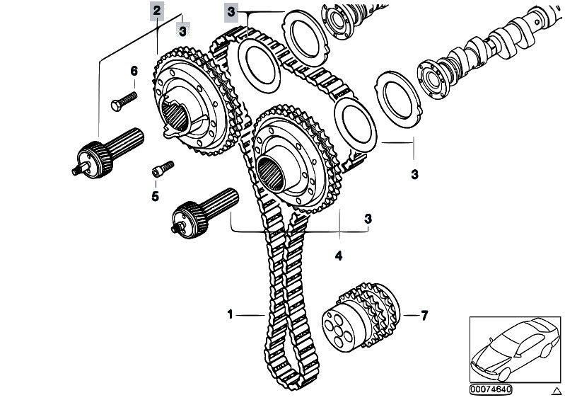 service manual  1997 bmw m3 timing chain replacement