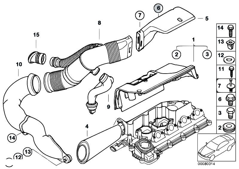 original parts for e39 520d m47 sedan    fuel preparation