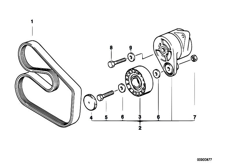 bmw e36 m52 serpentine belt diagram  bmw  wiring diagrams