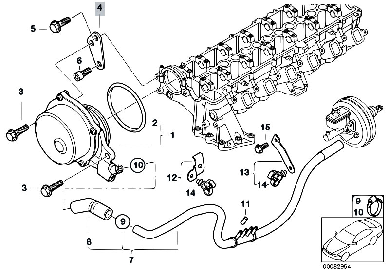 99 bmw 323i transmission diagram