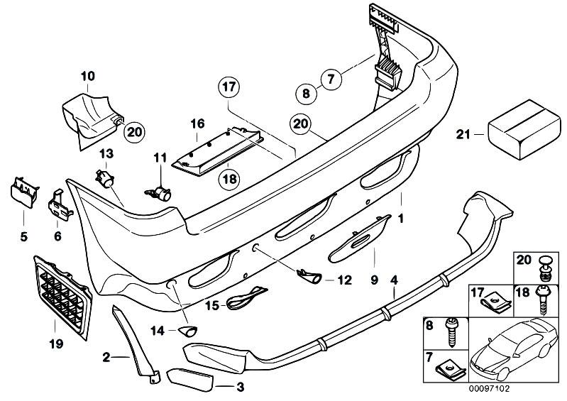original parts for e53 x5 4 6is m62 sav    vehicle trim