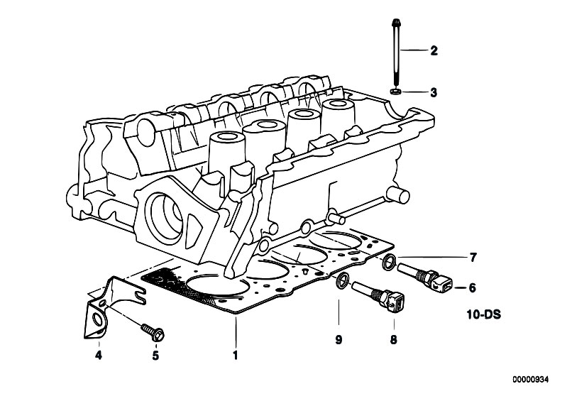 original parts for e36 318ti m42 compact / engine ... bmw m42 engine diagram #10