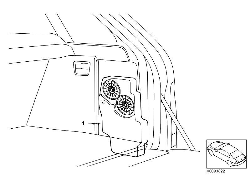 BMW And Mini Car Parts: BMW E71 Fuse Box At Downselot.com