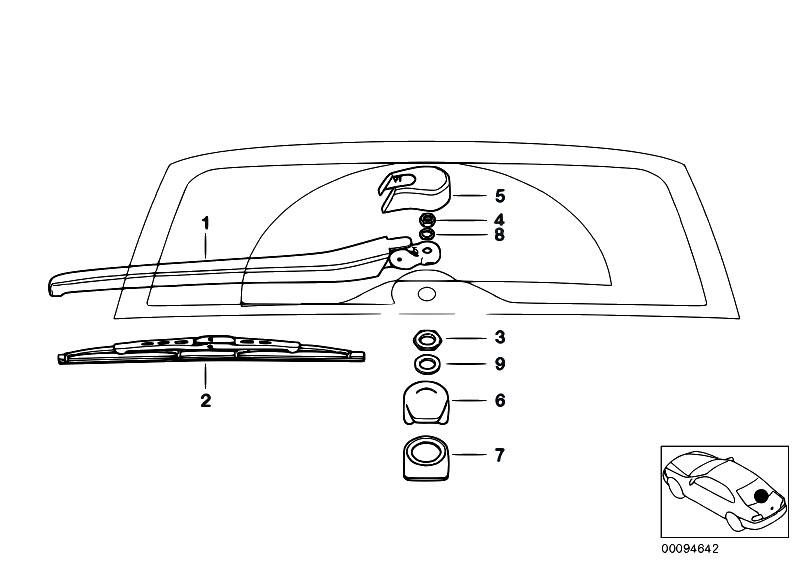 Original Parts For E46 320d M47 Touring    Vehicle