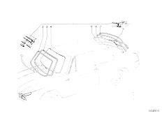 114 2000 M10 Touring / Vehicle Trim Glazing