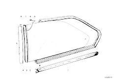 114 2000 M10 Touring / Vehicle Trim Vent Window-3