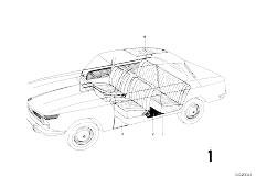 114 2000 M10 Touring / Vehicle Trim Cover Running Metre-2