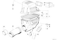 fuel tank breath valve disturb air fuel tank electrical