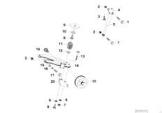 E46 330xd M57 Sedan / Universal Accessories Trailer Indiv Parts Wheel Suspension