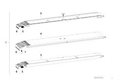 E46 330xd M57 Sedan / Universal Accessories Trailer Loading Ramp