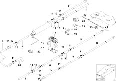 Bmw E38 Engine And Exhaust as well Bmw 328i Engine Diagram additionally Starter Location 2004 Bmw 325xi likewise E36 Seat Wiring Diagram in addition T14086856 Fuse panel diagram 1987 bmw 325. on e90 325i fuse box diagram