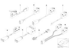 E39 520i M52 Sedan / Vehicle Electrical System/  Microswitch